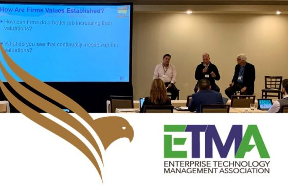 Mark Gaeto Presents an Exit Planning Seminar at the Enterprise Technology Management Association (ETMA) Spring Conference