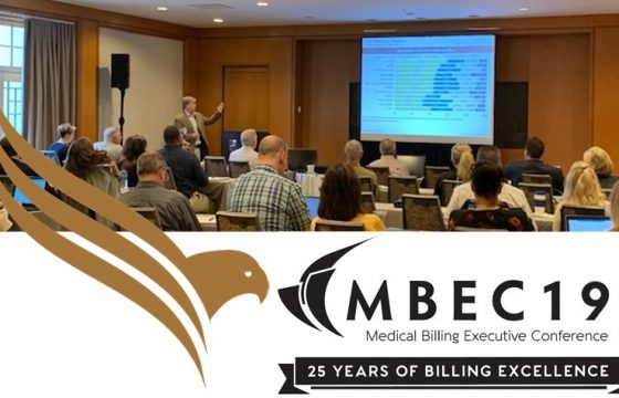 "Ted Stack Presents ""State of the Physician RCM Sector: How Values Have Changed in 25 Years"" at MBEC Conference"